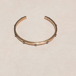 Michael Kors Rose Gold Cuff Bracelet